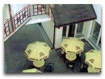 отель Универсал: Внутренний дворик