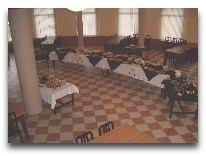 отель University: Ресторан