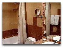 отель Jupiter Hotel: Ванная номера Бизнес