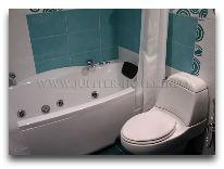 отель Jupiter Hotel: Ванная номера Люкс