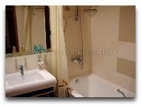 отель Jupiter Hotel: Ванная номера Полу-люкс