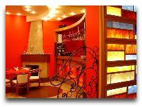отель Jupiter Hotel: Лобби- бар