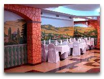 отель Jupiter Hotel: Ресторан