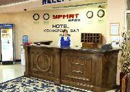 отель Urmat Ordo: Ресепшен