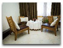 отель Urmat Ordo: Ресторан отеля