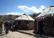 отель Юртовый лагерь Сон-Куль