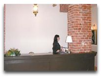 отель Усадьба Орловка: Ресепшен