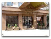 отель Uyut: Фасад отелоя