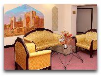 отель Uzbekistan: Интерьер на этажах