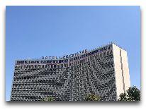 отель Uzbekistan: Фасад отеля