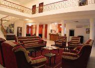 отель Uzboy: Холл отеля