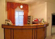 отель Uzboy: Ресепшен отеля