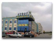 отель Uzboy: Фасад отеля