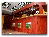 отель В.В.П. КЛУБ: Барная стойка