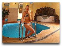 отель В.В.П. КЛУБ: Сауна