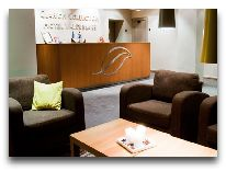 отель Clarion Collection Hotel Valdemars: Ресепшен