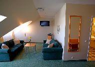 отель Baltic Hotel Vana Wiru: Номер Suite Deluxe