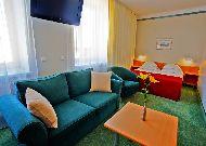 отель Baltic Hotel Vana Wiru: Номер Suite