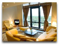 отель Vanagupe: President Suite