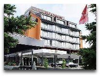 отель Vanagupe: Здание отеля