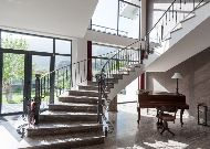отель Vardzia Resort: Холл
