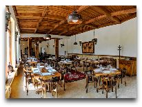 отель Vardzia Resort: Ресторан
