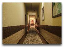 отель Vatan: Коридор