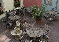 отель Vecriga: Внутренний дворик