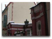 отель Vecriga: Здание отеля