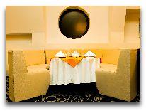 отель Vego: Ресторан