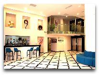 отель Vego: Холл