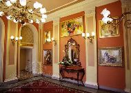 отель Вена: Холл