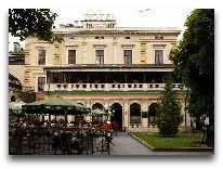 отель Вена: Летняя площадка