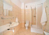 санаторий Verano: Ванная комната в Двухместном номере корпус А