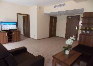 санаторий Verano: Гостиная в двухкомнатных апартаментах