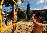 санаторий Verano: Пляжный волейбол