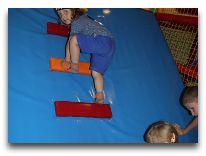 санаторий Verano: Детские игры