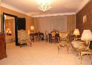 отель Vere Palace: Гостинная номера President apartment