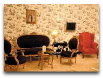 отель Vere Palace: Номер Deluxe Suite