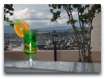 отель Vere Palace: Террасса бар