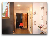 отель Vere Palace: Сауна