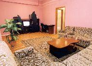 санаторий Versmė: Административный корпус Двухкомнатный номер гостиная