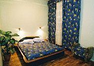 санаторий Versmė: Административный корпус Двухкомнатный номер спальня