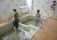 санаторий Versmė: Лечебные ванны