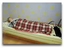 санаторий Versmė: Грязевые обертывания