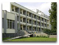 санаторий Versmė: Корпус санатория