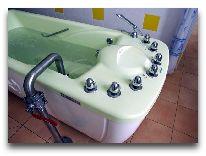 санаторий Versmė: Подводный массаж