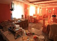 отель Веста: Шведский стол