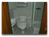 отель Ветразь: Ванная