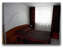 отель Ветразь: Люкс Гостиный двор спальня